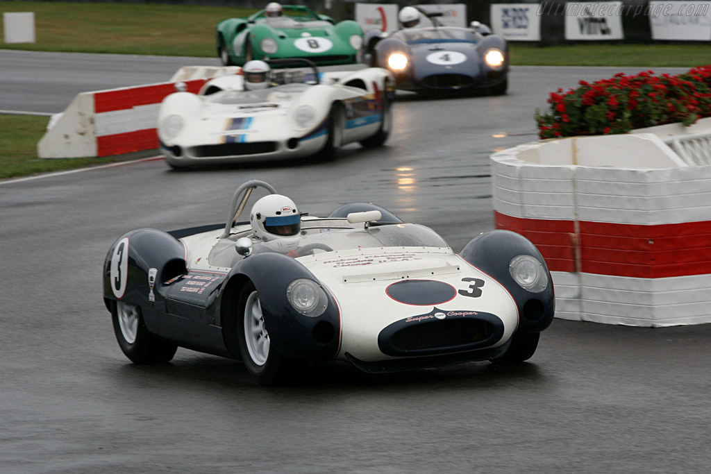 Cooper T61 Monaco Chevrolet - Chassis: CM/4/63   - 2006 Goodwood Revival
