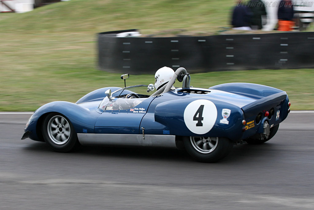 Cooper T61 Monaco Ford - Chassis: CM/2/63   - 2006 Goodwood Revival