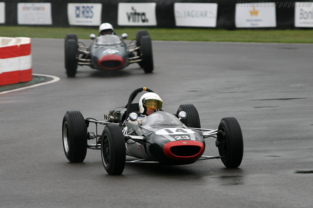 Cooper T71/73 Climax - Chassis: F1-3-64   - 2006 Goodwood Revival