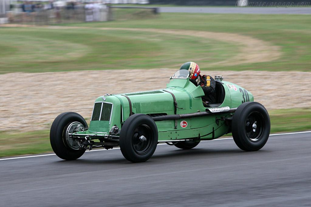 Race Car Trophy >> ERA R1A - Chassis: R1A - 2006 Goodwood Revival