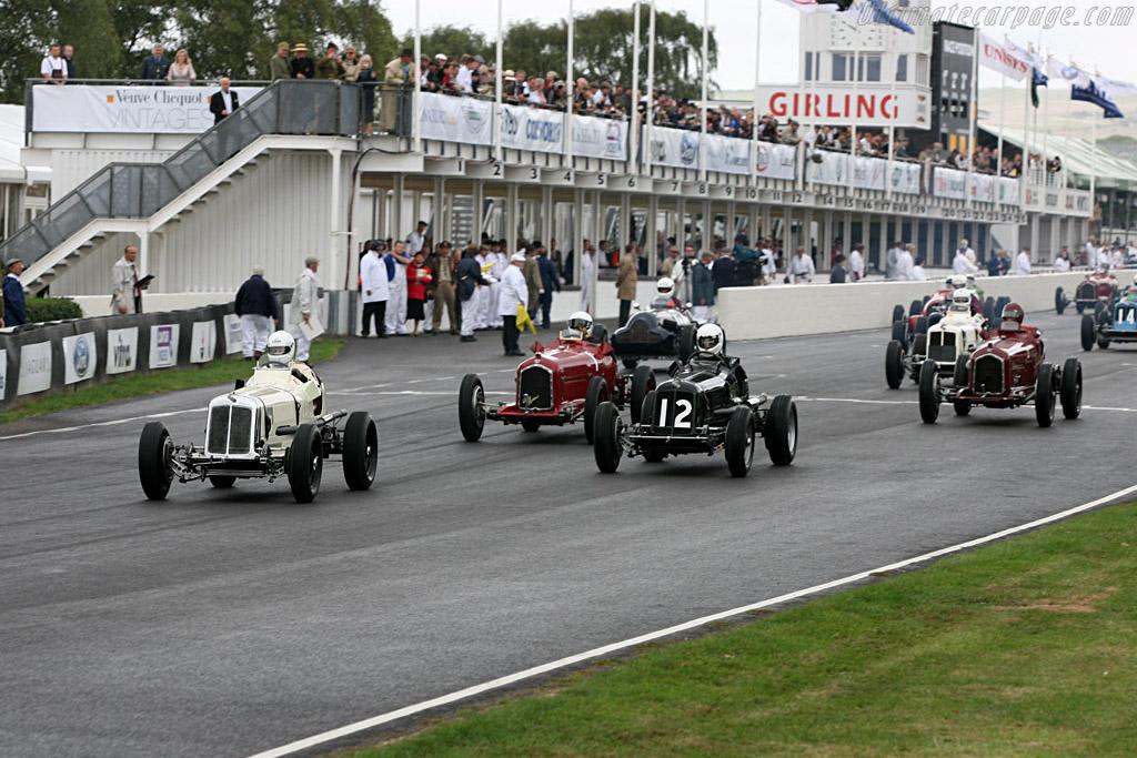 ERA R7B & R10B - Chassis: R7B   - 2006 Goodwood Revival