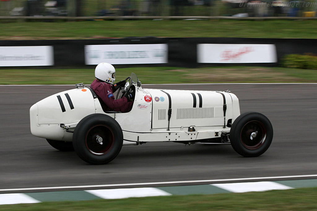 ERA R9B - Chassis: R9B   - 2006 Goodwood Revival