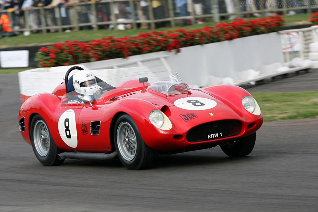 Ferrari 196 S Chassis 0776 2006 Goodwood Revival