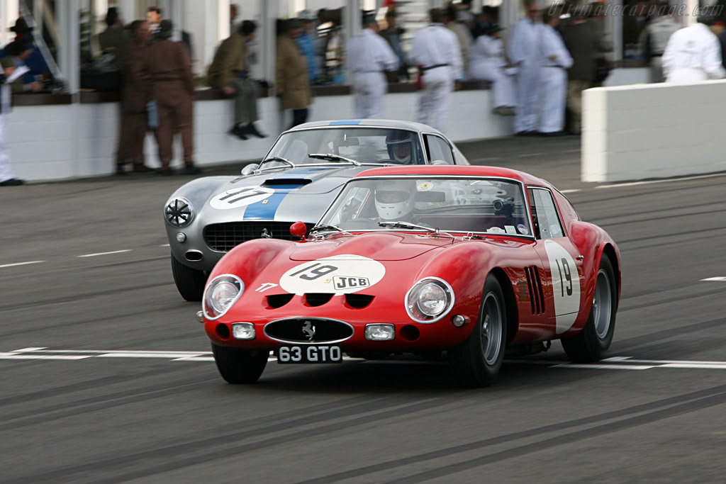 Ferrari 250 GTO - Chassis: 3767GT   - 2006 Goodwood Revival
