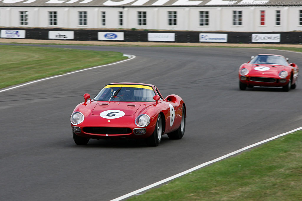 Ferrari 250 LM - Chassis: 6173   - 2006 Goodwood Revival