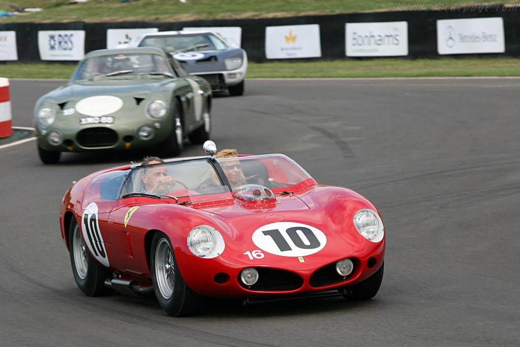 Ferrari 250 TR61 - Chassis: 0794TR   - 2006 Goodwood Revival