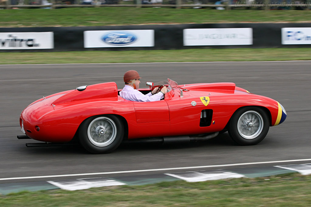 Ferrari 290 MM - Chassis: 0626   - 2006 Goodwood Revival