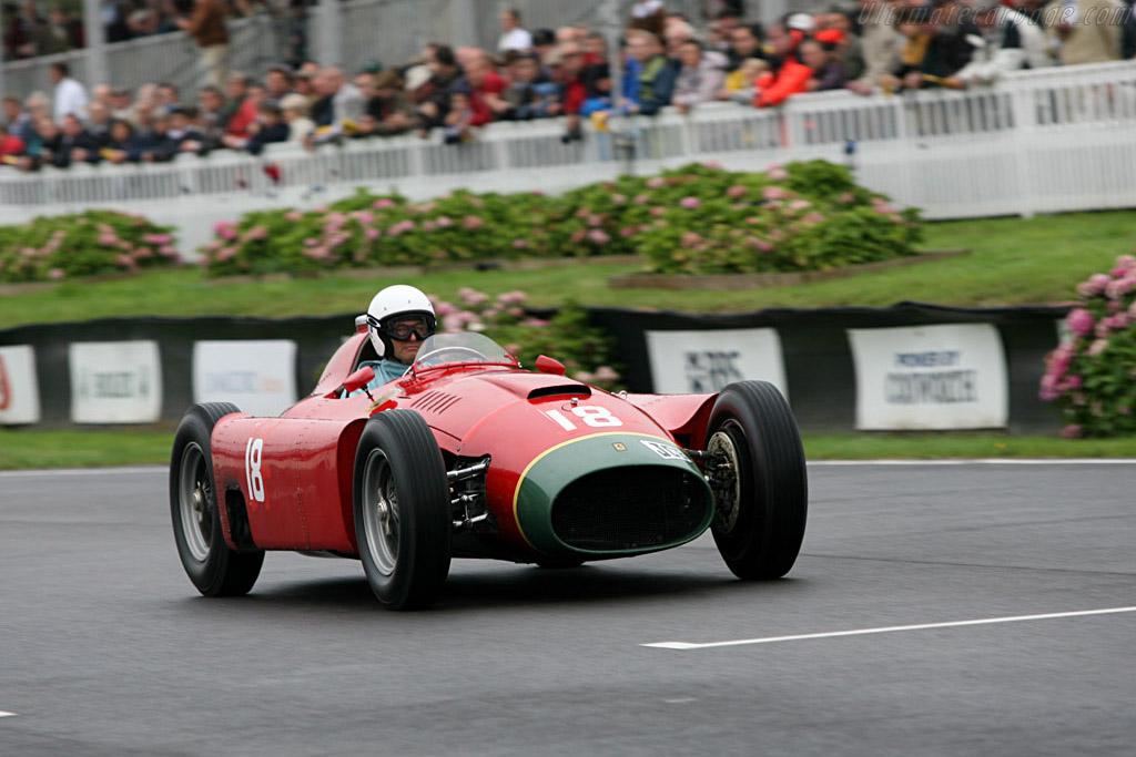 Ferrari D50 A    - 2006 Goodwood Revival