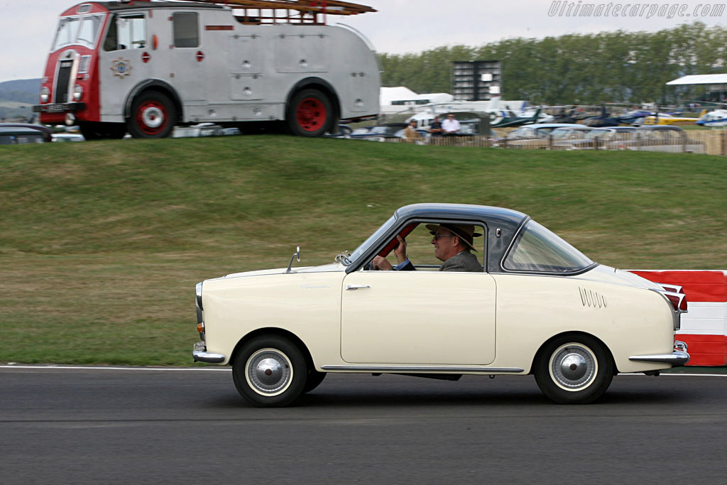 Goggomobil TS400 Coupe    - 2006 Goodwood Revival