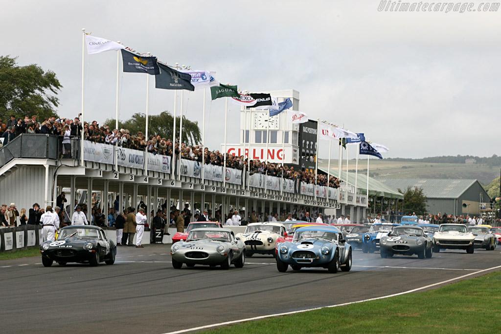 Jaguar E-Type Lightweight - Chassis: 850010   - 2006 Goodwood Revival