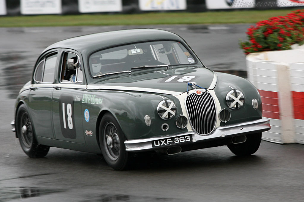 Jaguar Mk I    - 2006 Goodwood Revival