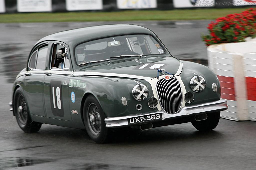 Jaguar Mk I    - 2006 Goodwood Revival