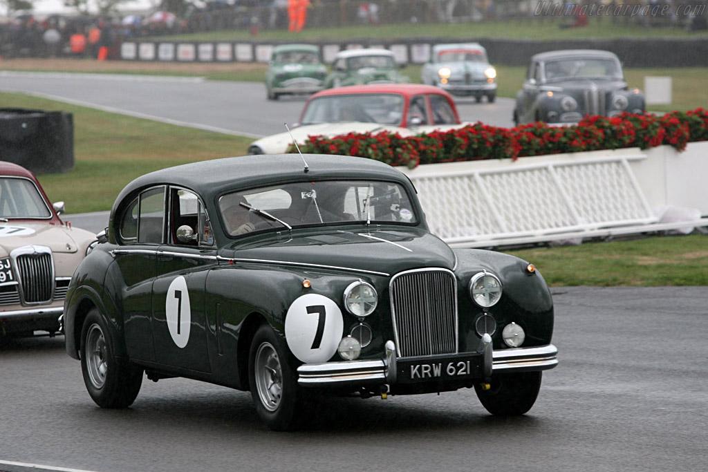 Jaguar Mk VII    - 2006 Goodwood Revival