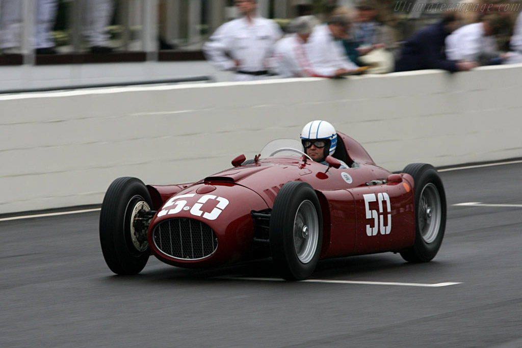 Lancia D50A    - 2006 Goodwood Revival