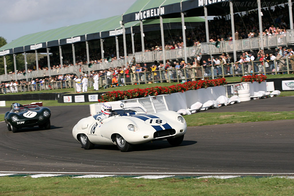 Lister Jaguar 'Costin' - Chassis: BHL 122   - 2006 Goodwood Revival