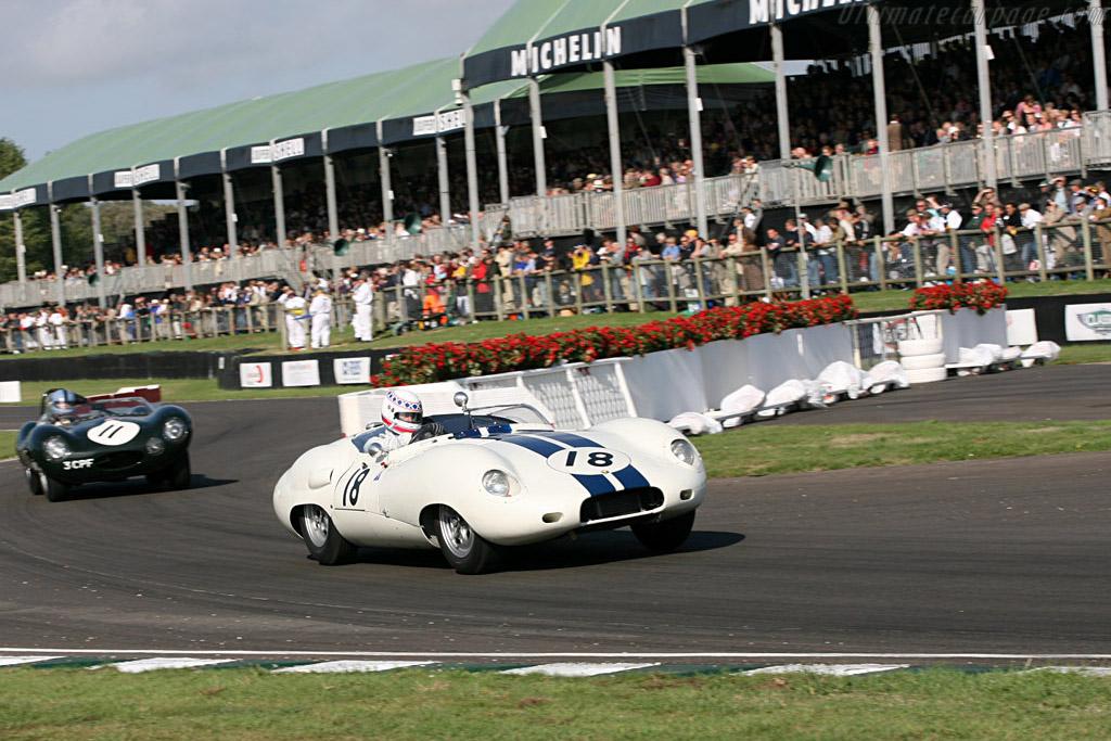 Lister Jaguar 'Costin'    - 2006 Goodwood Revival