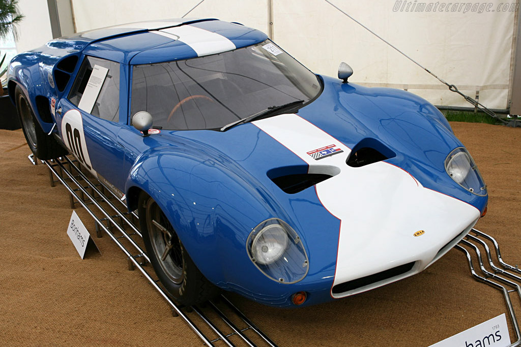 Lola Mk6 GT - Chassis: LGT/2   - 2006 Goodwood Revival