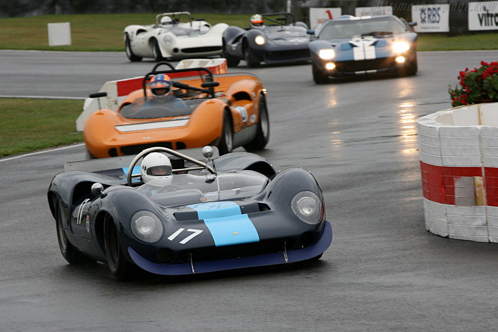 Lola T70 Spyder - Chassis: SL70/2   - 2006 Goodwood Revival