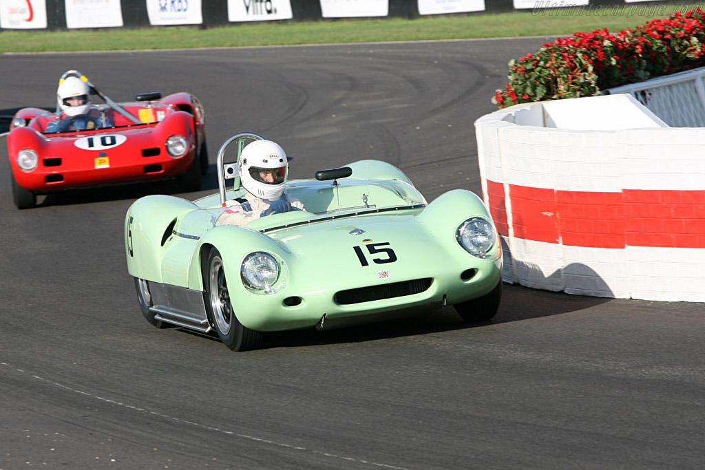 Lotus 19    - 2006 Goodwood Revival