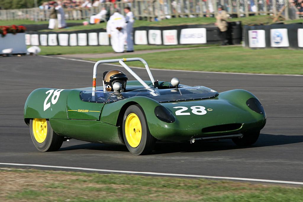 Lotus 23B    - 2006 Goodwood Revival