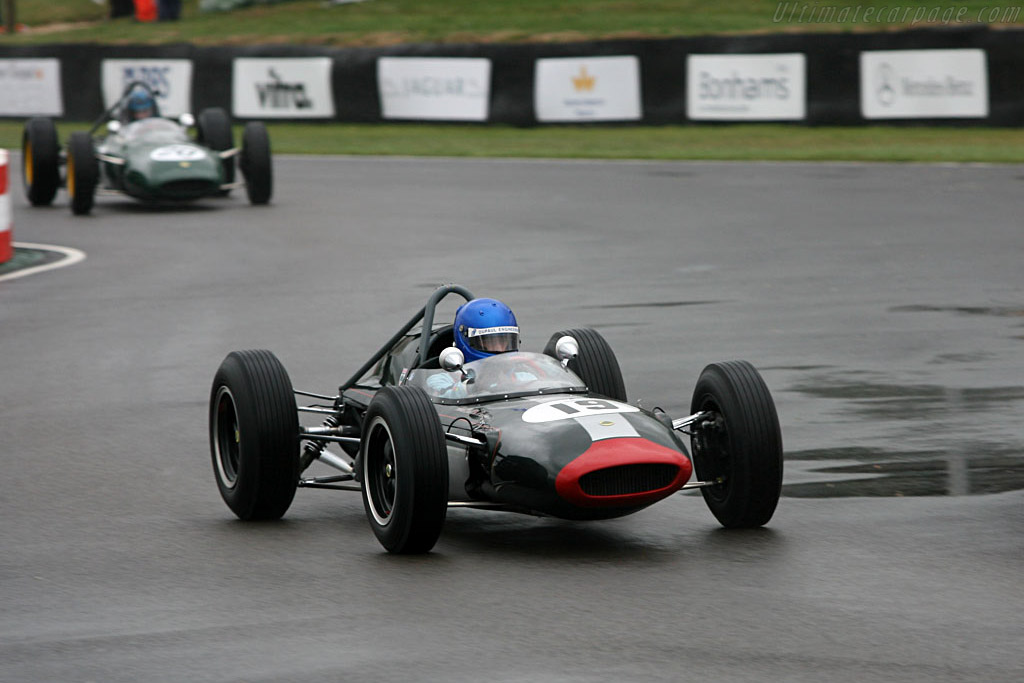 Lotus 24 BRM    - 2006 Goodwood Revival