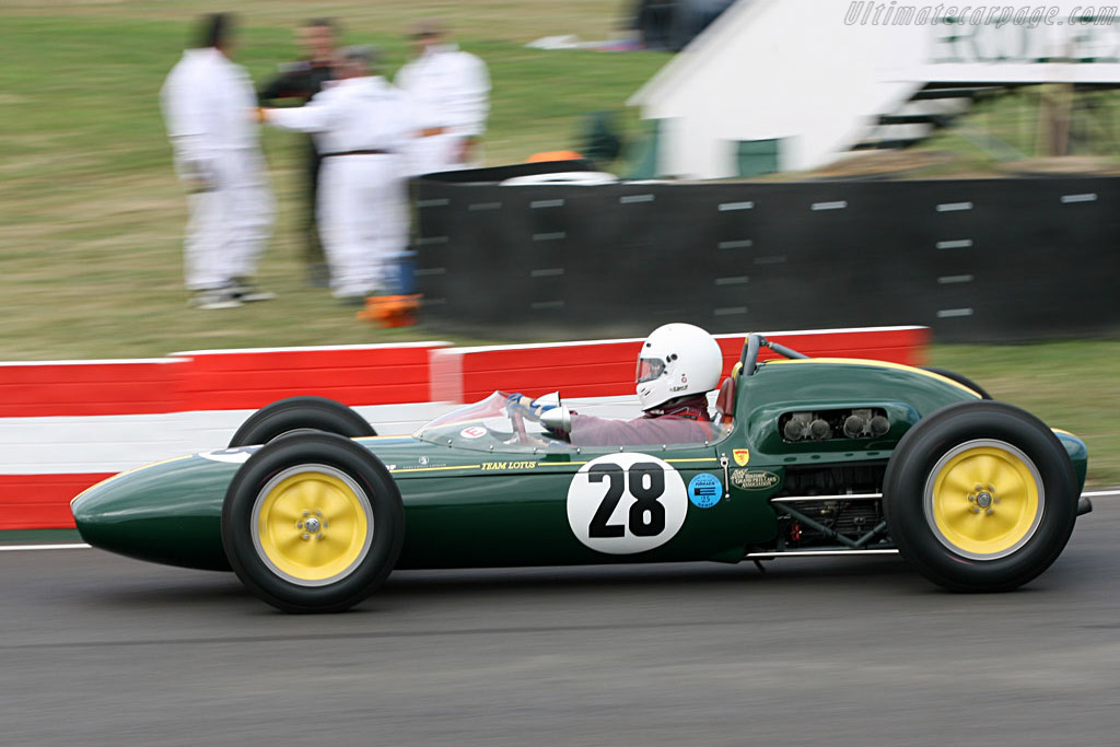Lotus 24 Climax    - 2006 Goodwood Revival