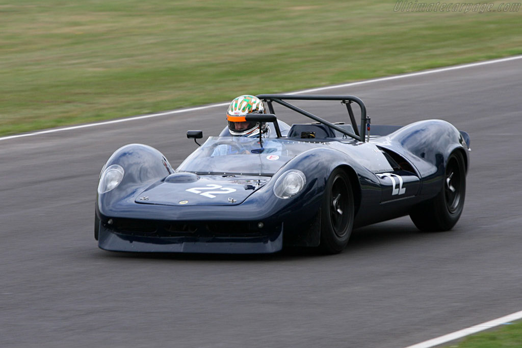 Lotus 30 - Chassis: 30/L/15   - 2006 Goodwood Revival