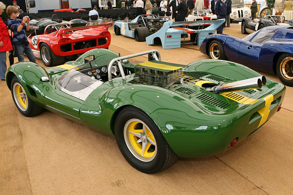 Lotus 30 - Chassis: 30/S2/8   - 2006 Goodwood Revival