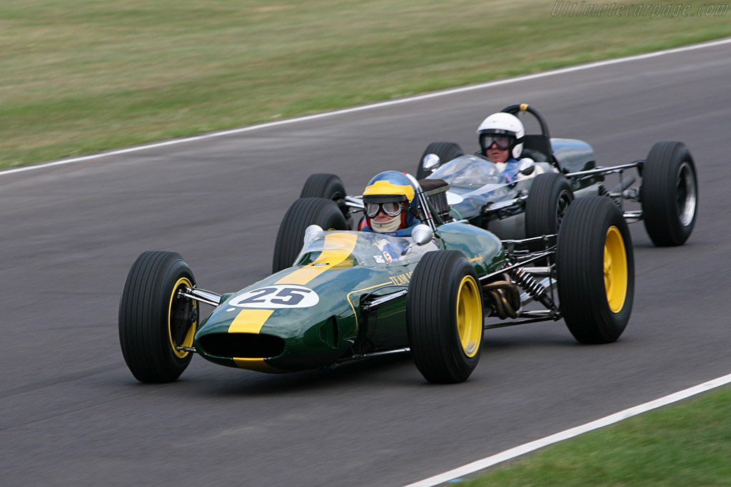 Lotus 33 Climax - Chassis: R10 - Driver: Robs Lamplough  - 2006 Goodwood Revival
