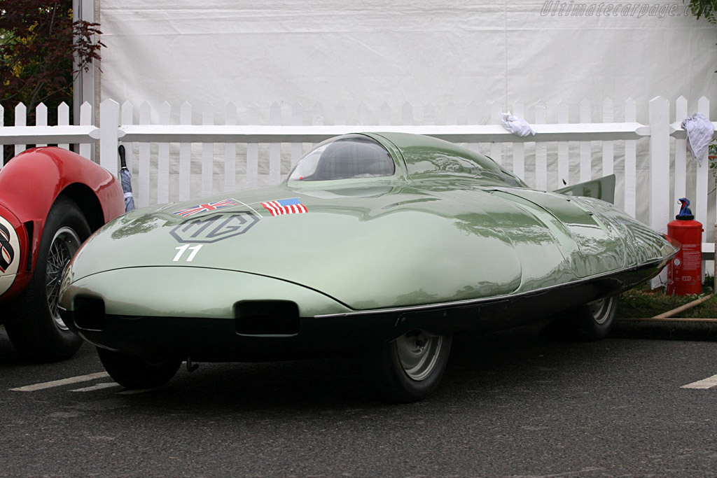 MG EX181    - 2006 Goodwood Revival