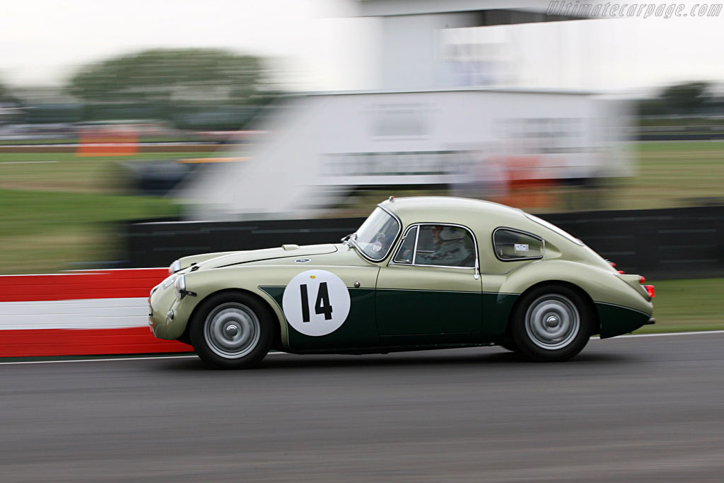MGA Twin Cam Le Mans    - 2006 Goodwood Revival