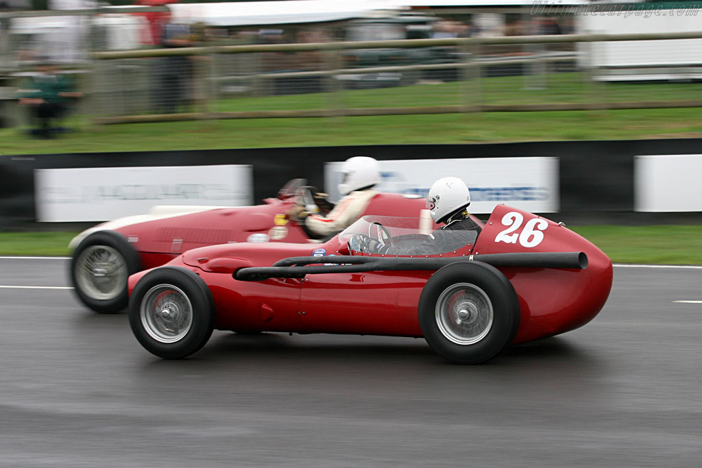 Maserati 250 F 'Tec Mec' - Chassis: F415   - 2006 Goodwood Revival