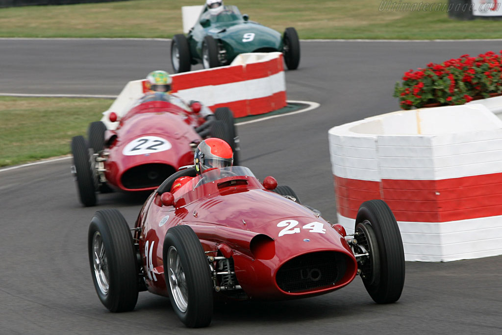 Maserati 250 F    - 2006 Goodwood Revival