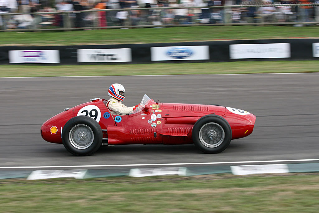 Maserati 250 F - Chassis: 2518 (2038)   - 2006 Goodwood Revival