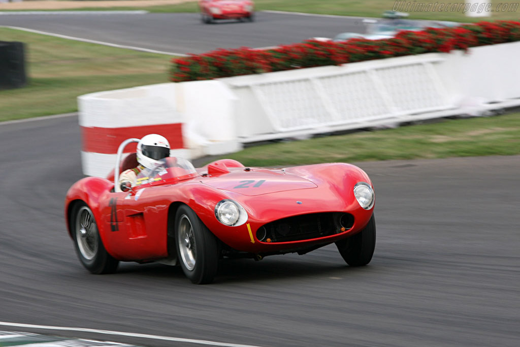 Maserati 300 S - Chassis: 3051   - 2006 Goodwood Revival