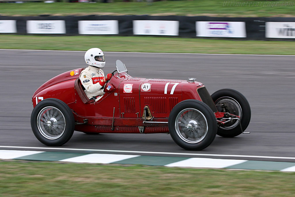 Maserati 4CM - Chassis: 1119   - 2006 Goodwood Revival