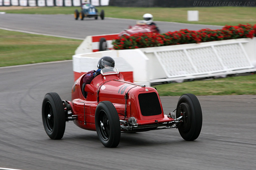 Race Car Trophy >> Maserati 6C-34 - Chassis: 3023 - 2006 Goodwood Revival