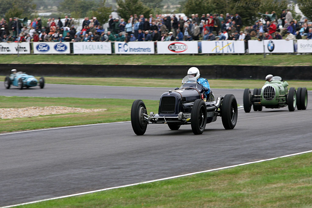 Maserati 8CM - Chassis: 3013   - 2006 Goodwood Revival