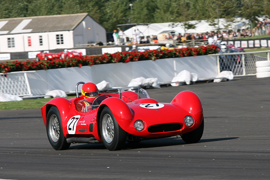 Maserati Tipo 61 'Birdcage' - Chassis: 2453   - 2006 Goodwood Revival