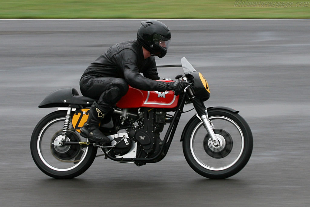 Matchless G50    - 2006 Goodwood Revival