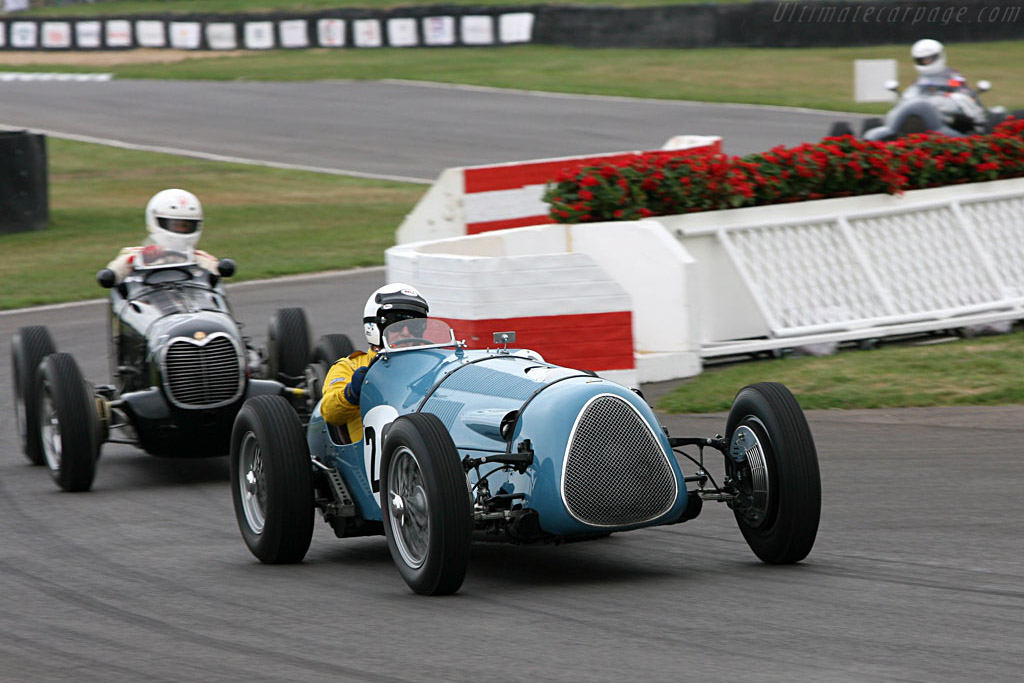 Maybach Mk1 Special - Chassis: 1   - 2006 Goodwood Revival