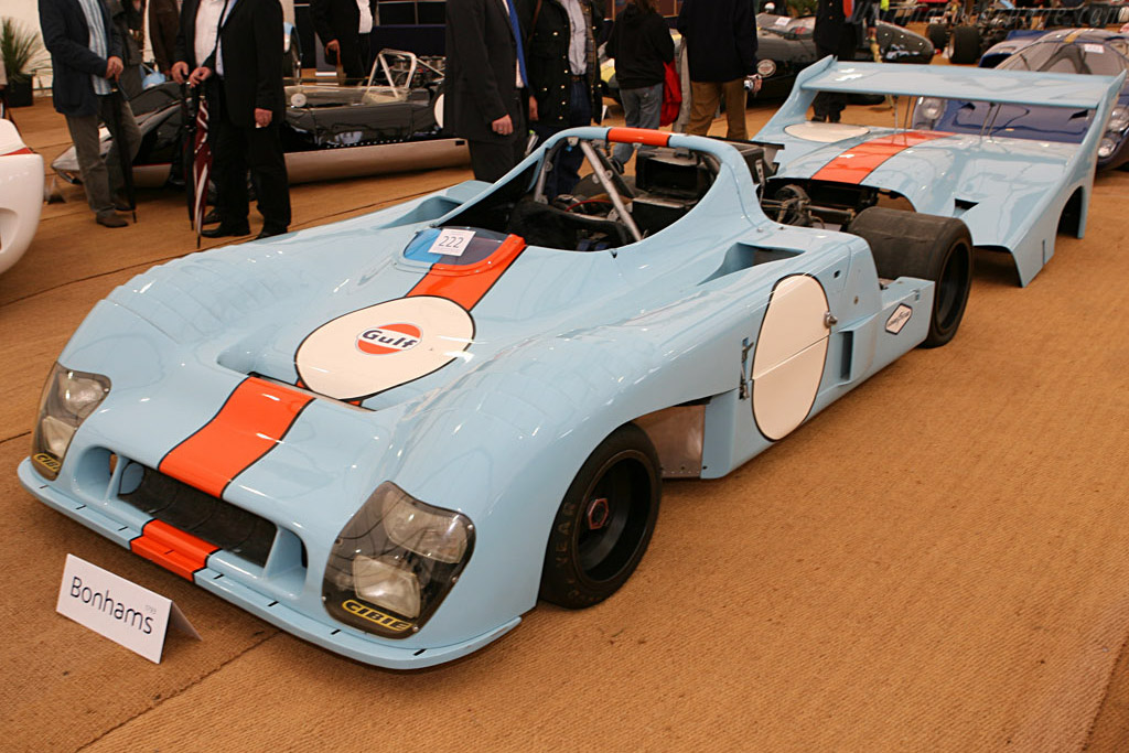 Mirage GR8 - Chassis: GR8/802   - 2006 Goodwood Revival