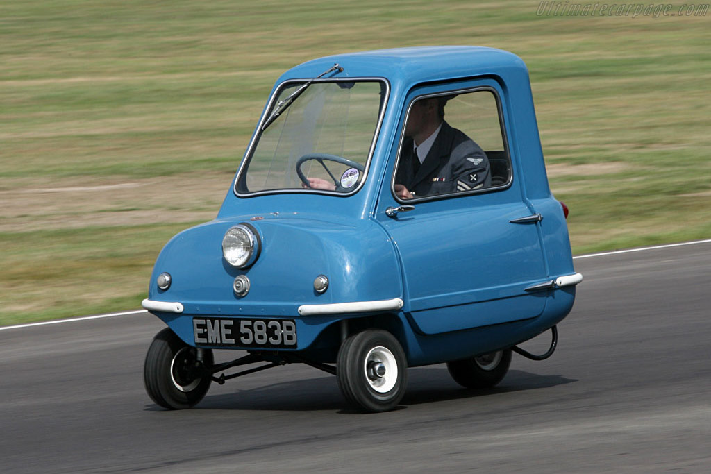 Peel P50    - 2006 Goodwood Revival