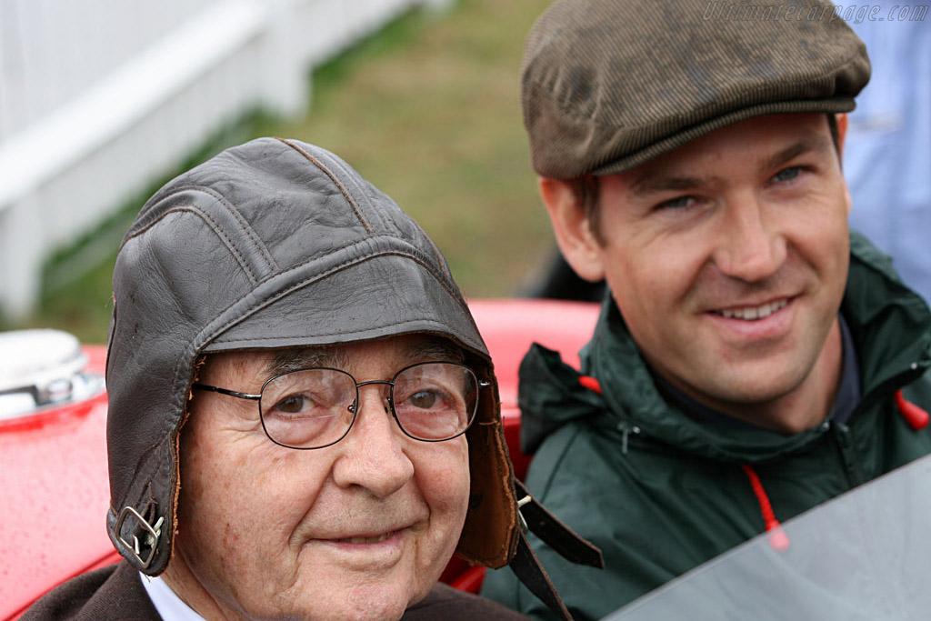 Phil and Derek Hill    - 2006 Goodwood Revival