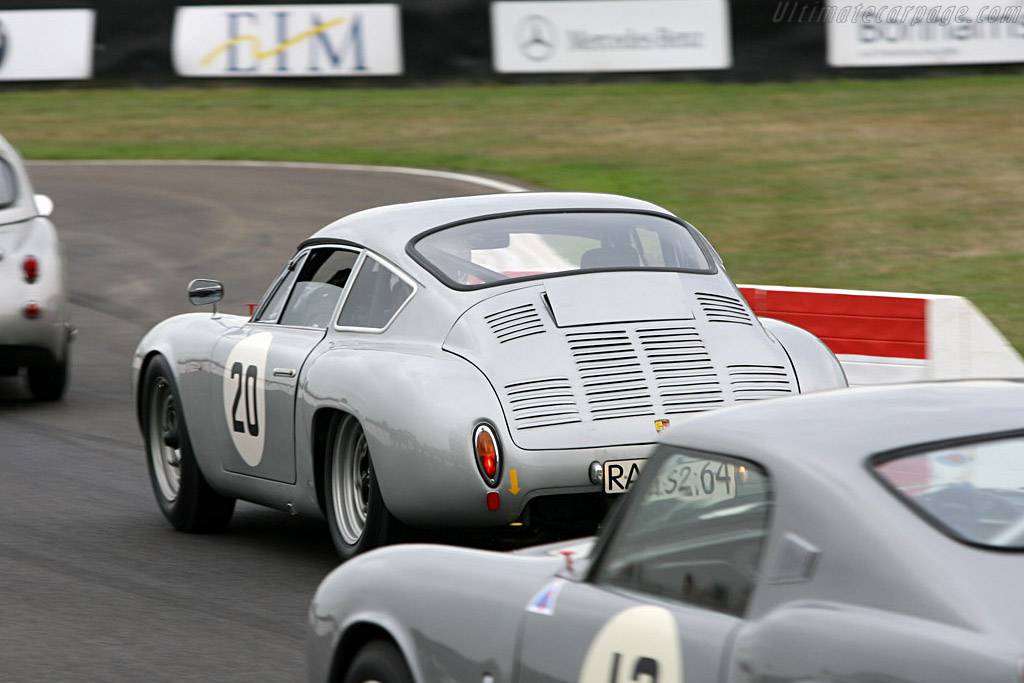 Porsche 356 Abarth GTL - Chassis: 1007   - 2006 Goodwood Revival