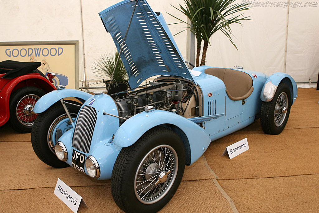 Talbot Lago T150 CSS - Chassis: 90086   - 2006 Goodwood Revival
