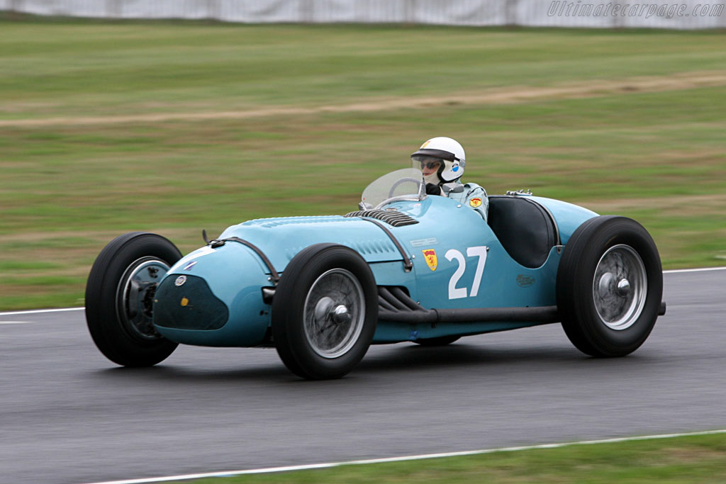 Talbot Lago T26 - Chassis: 110057   - 2006 Goodwood Revival