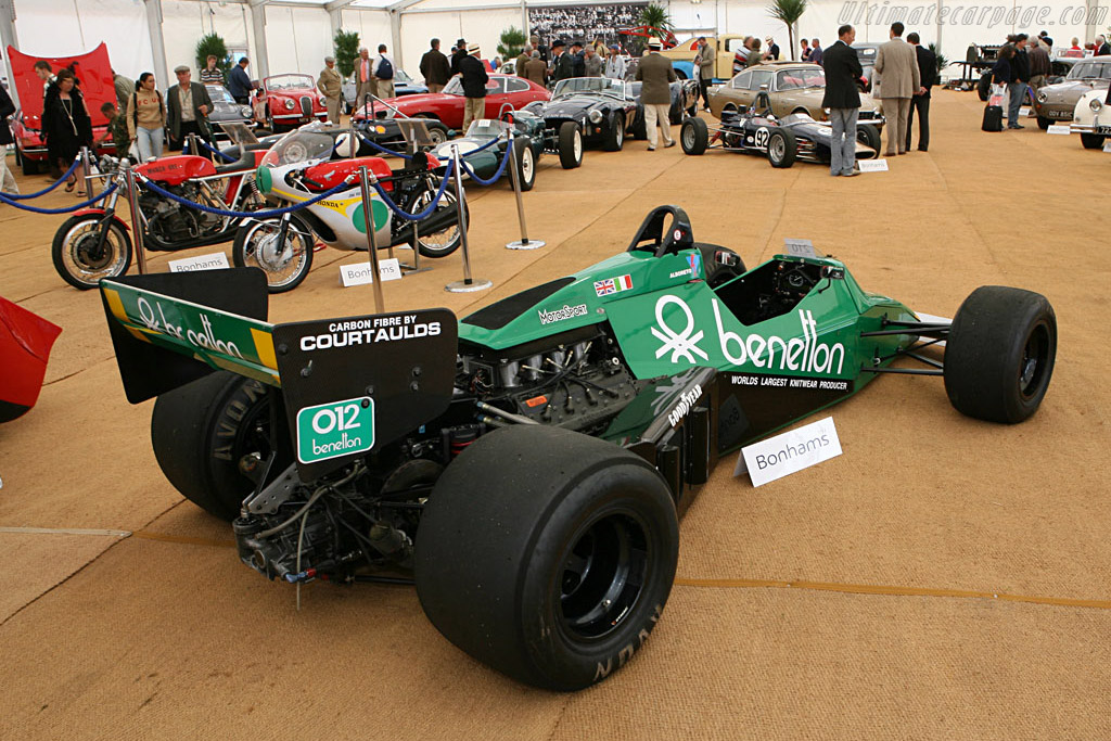 Tyrrell 012 - Chassis: 012/1   - 2006 Goodwood Revival
