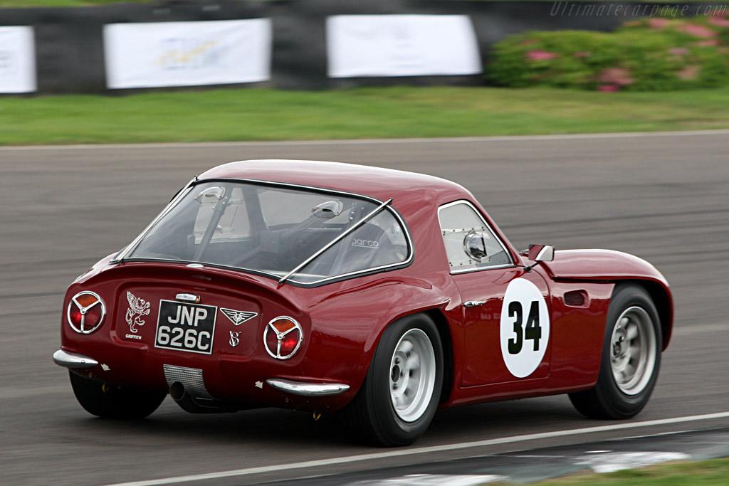 1965 griffith race car series 200 tvr hsr svra for sale front. Black Bedroom Furniture Sets. Home Design Ideas
