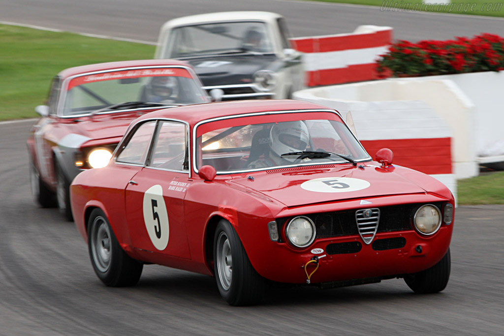 Alfa Romeo 1600 GTA    - 2007 Goodwood Revival